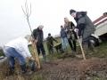 02.12.11 Symbolische Aktion Meco, Landesplanung,Naturschutz,Pettingen. Foto:Gerry Huberty