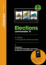 cover elections communales 2011