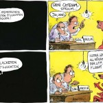 Karikatur Energie