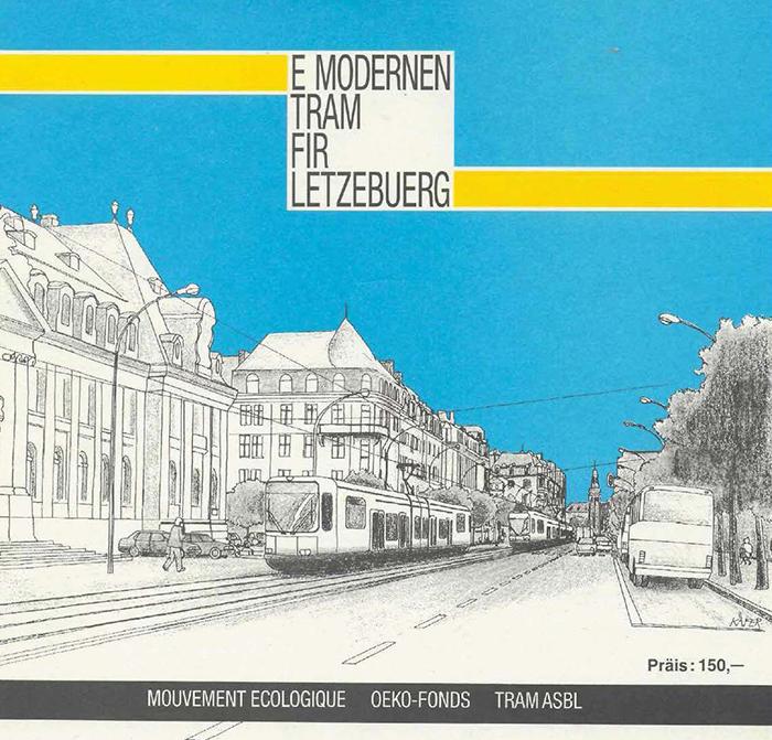e_modernen_tram_fir_letzebuerg