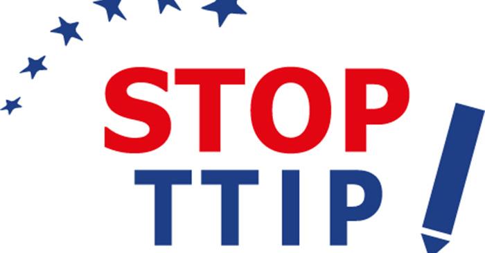 Stopp TTIP feature