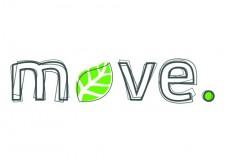 Move Logo Weiss quadrat