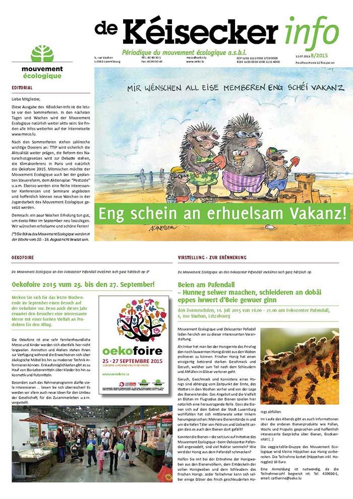 Titel kéisecker_Info_Juli_2015