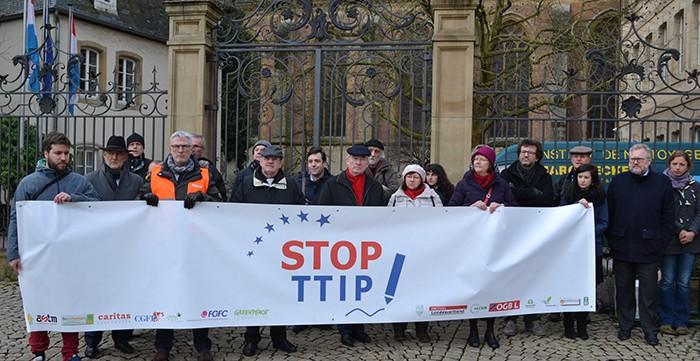 Piquet Leseraum TTIP news