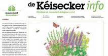 Keisecker-Info Mee 2016 news