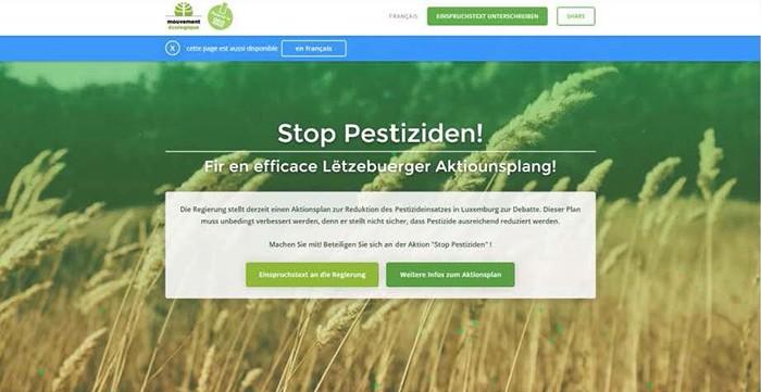 stop-pestizieden hp news