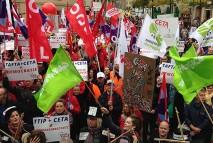 CETA TTIP news