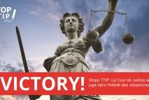 TTIP Victory news FR
