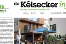 titel Kéisecker Info mee news