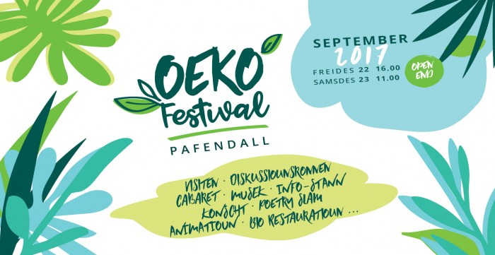 Titel News Oekofestival