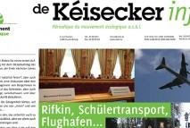 Kéisecker Info november news