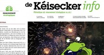 titel Kéisecker Info december news