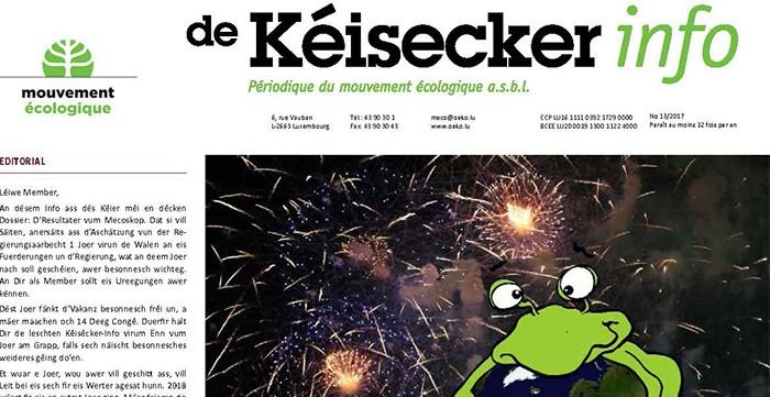titel Kéisecker Info december news